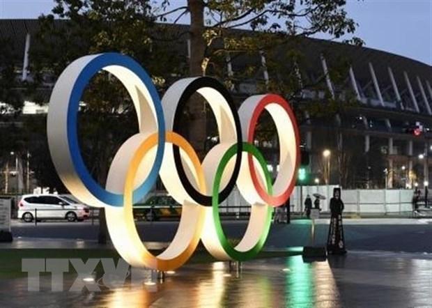 Nhat Ban dien tap bao ve an ninh cho Olympic va Paralympic hinh anh 1