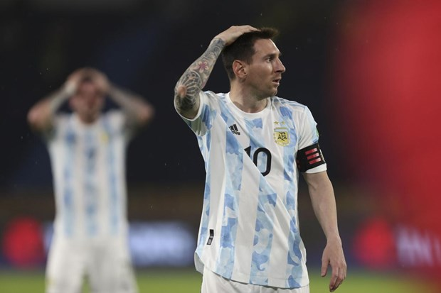 World Cup 2022: Brazil gianh diem tuyet doi, Argentina roi chien thang hinh anh 2