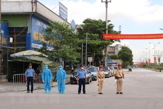 Thanh Hoa, Ninh Binh ghi nhan cac ca tai duong tinh voi SARS-CoV-2 hinh anh 1