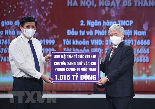 Toyota Viet Nam dam bao san xuat kinh doanh, chung tay day lui dich hinh anh 2