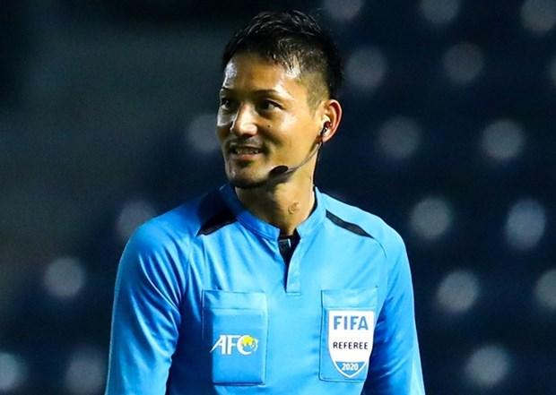 World Cup 2022: Trong tai Nhat Ban bat chinh tran Malaysia-Viet Nam hinh anh 1