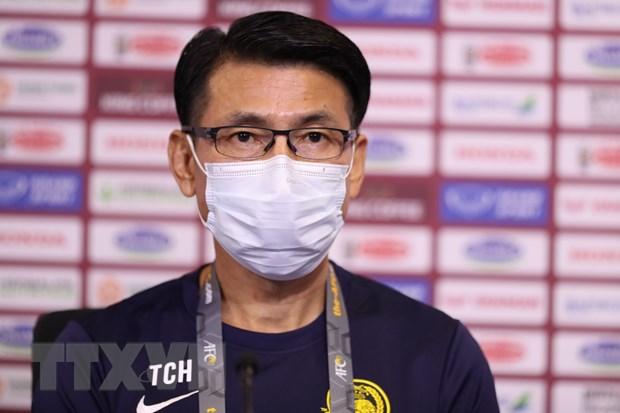HLV tuyen Malaysia nhan tin buon truoc tran gap Viet Nam hinh anh 1