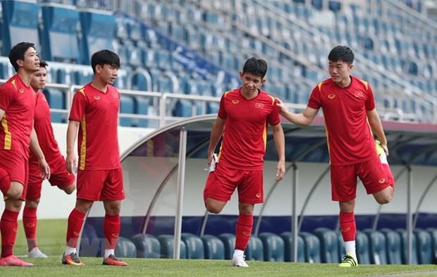 Lich thi dau Vong loai World Cup 2022: Viet Nam quyet thang Malaysia hinh anh 1