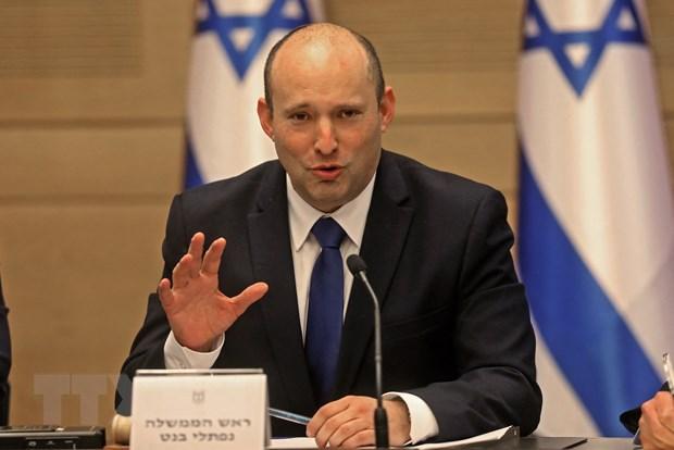 Israel thanh lap Chinh phu moi: Cuc dien bap benh tren chinh truong hinh anh 1