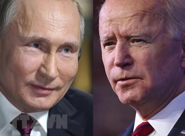 Tong thong My Joe Biden tuyen bo se de xuat hop tac voi Nga hinh anh 1
