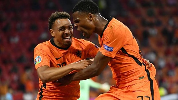Ket qua EURO 2020: Xac dinh 3 doi tuyen gianh ve vao vong 1/8 hinh anh 1