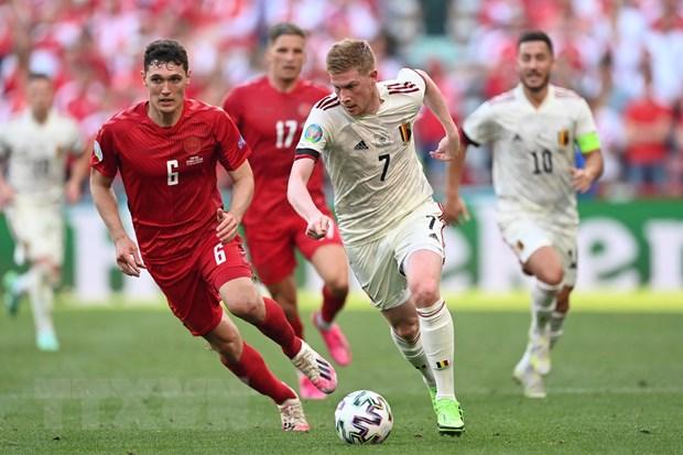 EURO 2020: Nhac truong Kevin de Bruyne - Thu linh dai ngan ha hinh anh 1