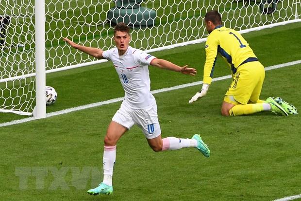 Croatia-Cong hoa Sec: Gian nan cho Luka Modric va cac dong doi hinh anh 1