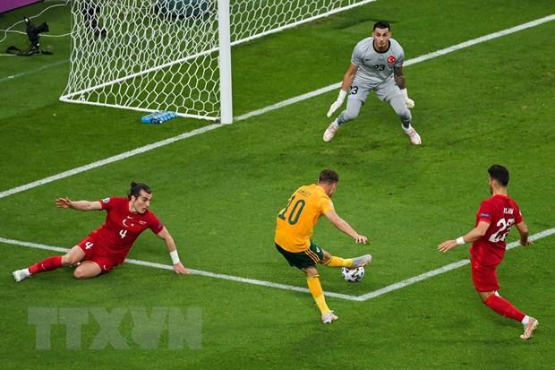 EURO 2020: Aaron Ramsey - Bai toan do doi voi doi tuyen Italy hinh anh 1