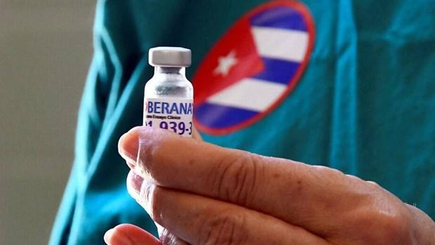 Vaccine COVID-19 do Cuba san xuat cho ket qua thu nghiem dang khich le hinh anh 1