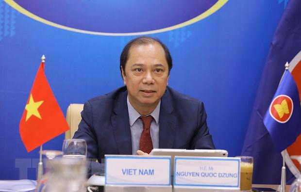 SOM ASEAN+3: Nghien cuu, phat trien vaccine COVID-19 an toan, hieu qua hinh anh 1