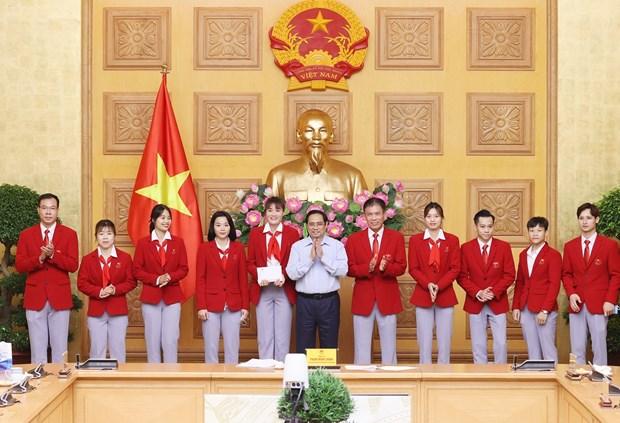 Thu tuong: The thao gop phan xay dung khoi dai doan ket dan toc hinh anh 1
