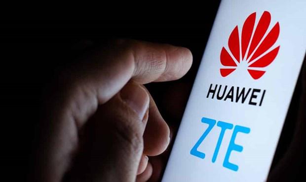 My ho tro cac hang vien thong khong su dung thiet bi cua Huawei va ZTE hinh anh 1