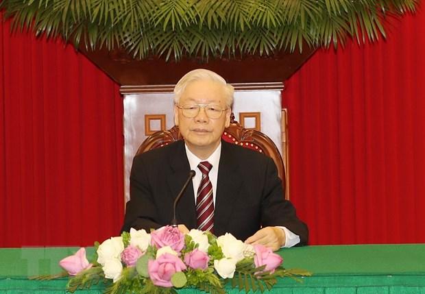 'Bai viet cua Tong Bi thu Nguyen Phu Trong la van kien quan trong' hinh anh 1