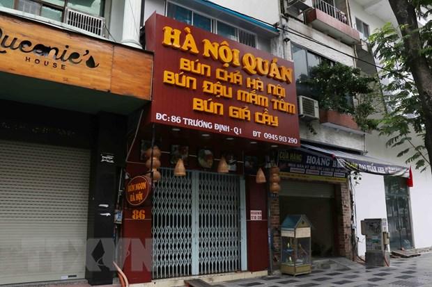 Thanh pho Ho Chi Minh tiep tuc thuc hien Chi thi 16 neu dich chua giam hinh anh 1