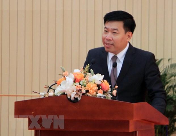 Ong Nguyen Manh Cuong giu chuc Bi thu Tinh uy Binh Phuoc hinh anh 2
