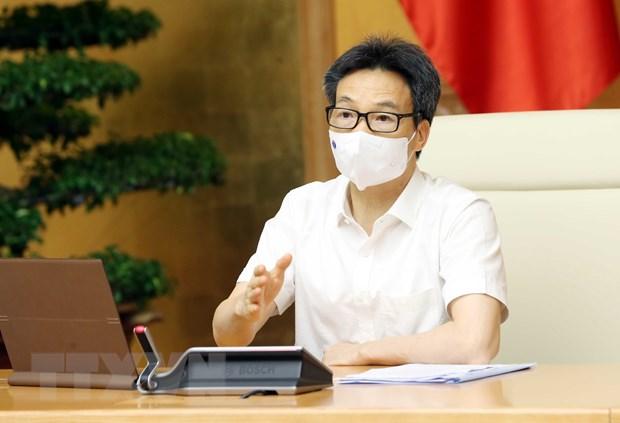Pho Thu tuong yeu cau xay dung De an thanh lap Vien Vaccine quoc gia hinh anh 1