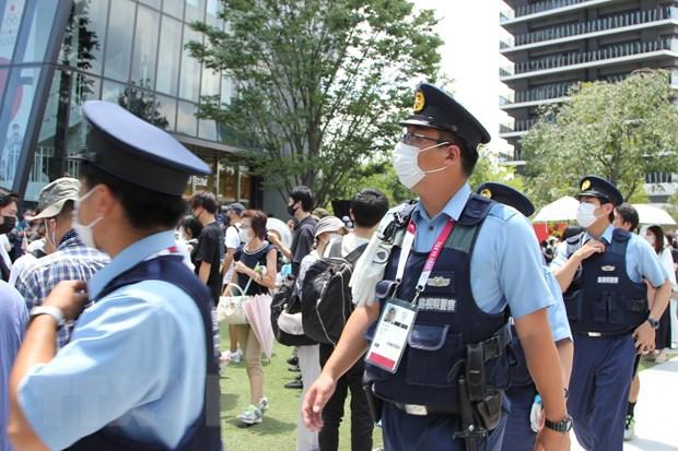 Olympic Tokyo 2020: Thu do Tokyo 'nong' truoc gio khai mac hinh anh 1