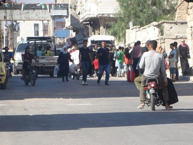 Syria: Xung dot du doi gay nhieu thuong vong o tinh Daraa hinh anh 1