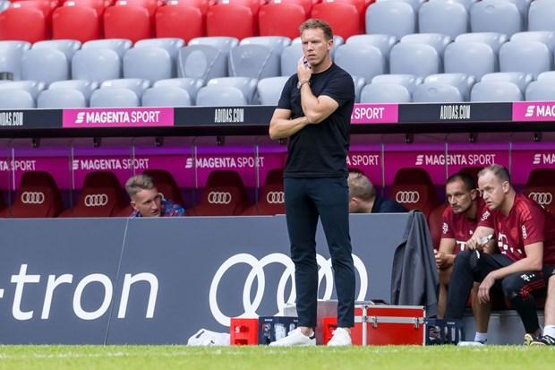 Bayern trai qua 4 tran lien tiep khong thang duoi thoi Nagelsmann hinh anh 1