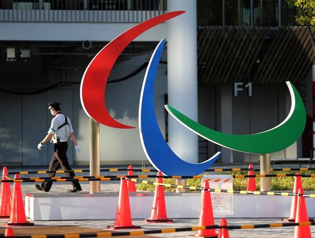 Paralympic Tokyo 2020: Ghi nhan them 7 ca mac COVID-19 hinh anh 1