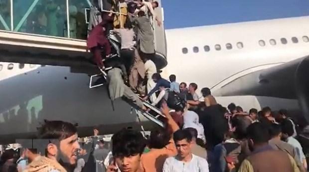 Afghanistan: Hoi dong Bao an keu goi dam phan thanh lap chinh phu moi hinh anh 1