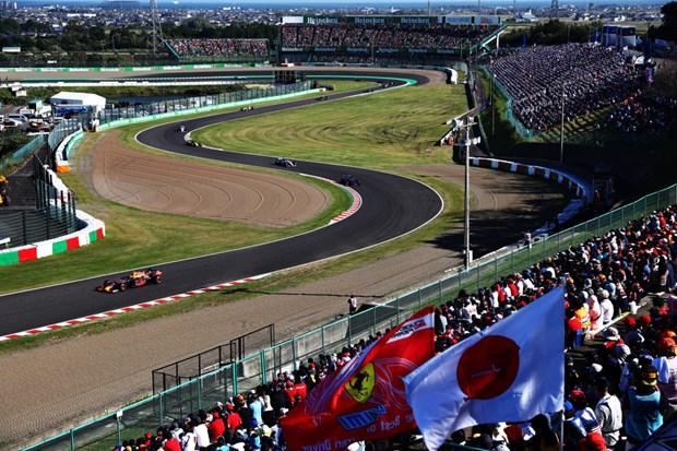 Nhat Ban lan thu hai huy bo chang dua F1 Grand Prix do COVID-19 hinh anh 1