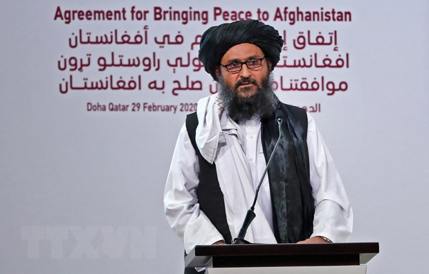 Afghanistan: Cac nuoc day nhanh tien do so tan cong dan hinh anh 2
