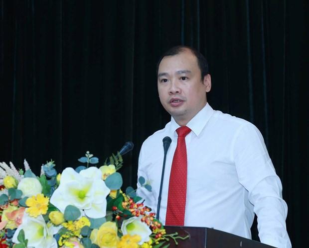 Ong Le Hai Binh giu chuc Pho Truong ban Tuyen giao Trung uong hinh anh 3