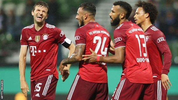 Thang 'huy diet' 12-0, Bayern can moc chua tung co trong lich su hinh anh 1