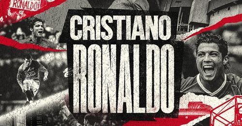 Manchester United chinh thuc chieu mo thanh cong Cristiano Ronaldo hinh anh 1