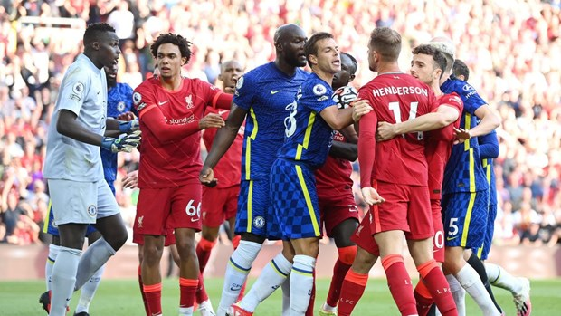 Choi hon nguoi, Liverpool van phai chia diem voi Chelsea tren san nha hinh anh 1
