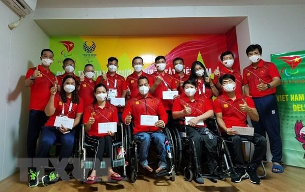 Doan the thao Viet Nam ket thuc hanh trinh o Paralympic Tokyo hinh anh 1