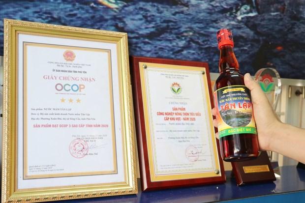 OCOP Nam Trung bo: Huong phat trien noi luc va gia tang gia tri hinh anh 2