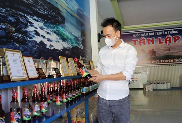 OCOP Nam Trung bo: 'Cuoc choi' danh cho su nang dong hinh anh 1