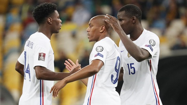 Ket qua vong loai World Cup: Phap tiep tuc hoa, Ha Lan thang dam hinh anh 1