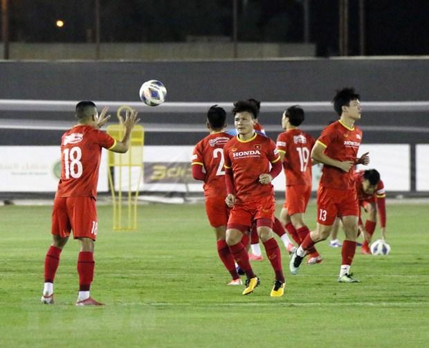 HLV Park Hang-seo chot danh sach tuyen Viet Nam doi dau Australia hinh anh 1