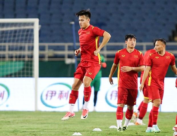 Lich truc tiep vong loai World Cup 2022: Tam diem Viet Nam-Australia hinh anh 1
