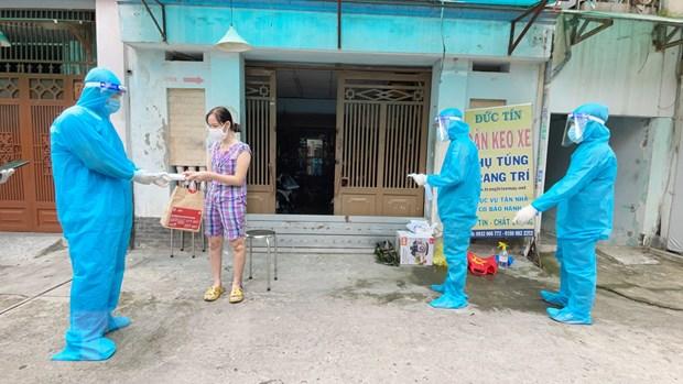 Doan can bo Benh vien The thao vao chi vien cho Thanh pho Ho Chi Minh hinh anh 1