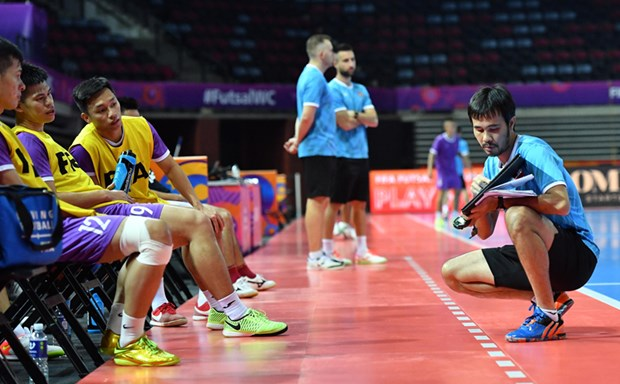 Lich truc tiep tuyen Viet Nam thi dau tai VCK FIFA Futsal World Cup hinh anh 2