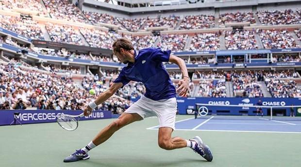 Can canh Medvedev danh bai Djokovic de len ngoi tai US Open 2021 hinh anh 4