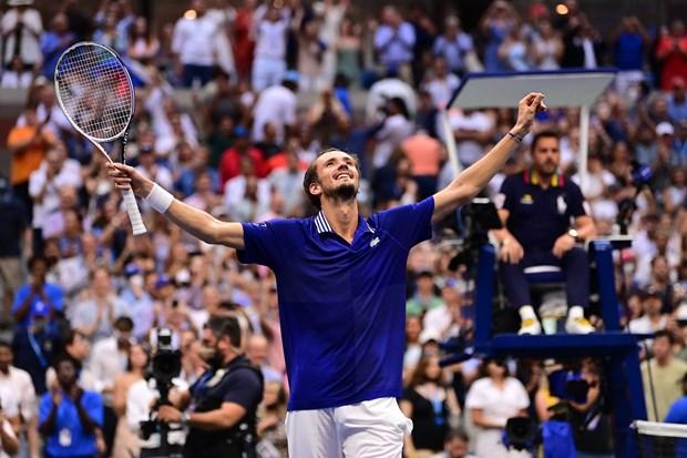 Can canh Medvedev danh bai Djokovic de len ngoi tai US Open 2021 hinh anh 9