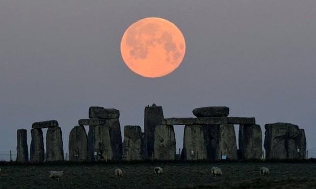 Bao ton cong trinh tuong dai cu thach Stonehenge o Anh hinh anh 2