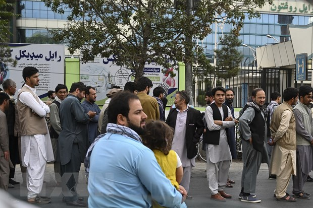Afghanistan: Hang nghin nguoi o Kandahar bieu tinh phan doi Taliban hinh anh 1