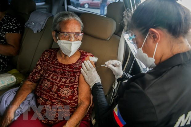 Philippines thong bao co du vaccine ngua COVID-19 cho nguoi dan hinh anh 1