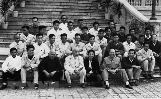 76 nam Thong tan xa Viet Nam: Nhung dau moc dang nho hinh anh 2