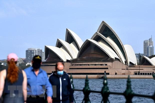 COVID-19: Australia do bo lenh gioi nghiem tai thanh pho Sydney hinh anh 1