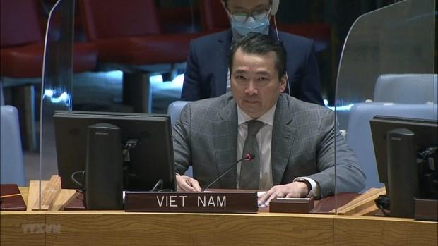 Viet Nam de xuat ra soat nham do bo cac lenh trung phat Nam Sudan hinh anh 1