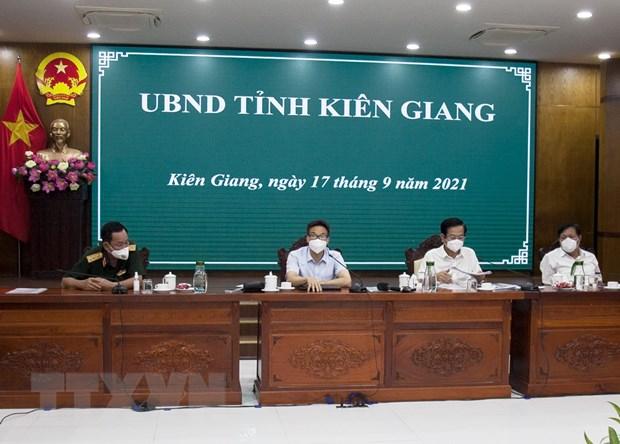 'Kien Giang can nhanh chong tro lai trang thai binh thuong moi' hinh anh 1