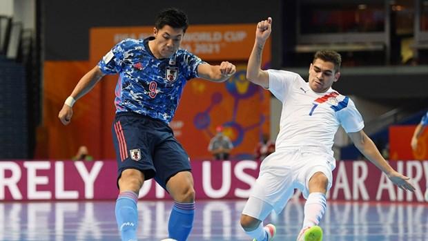 Xac dinh xong 16 doi tuyen gop mat o vong 1/8 FIFA Futsal World Cup hinh anh 1